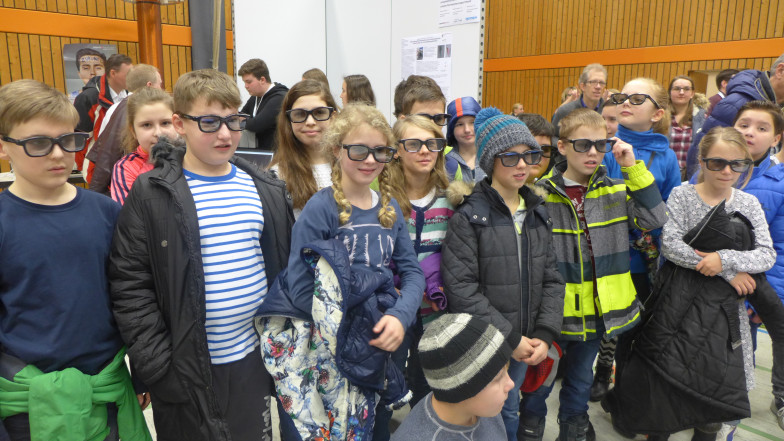 Jugend forscht gewährt Einblicke